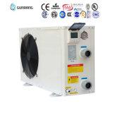 OEM Verwarmer de Met geringe geluidssterkte van het Water van de Warmtepomp van Sunrans van de Fabriek