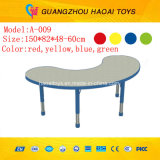 대중적인 아이들 플라스틱 테이블 의자는 유치원 (A-09001)를 위해 놓았다