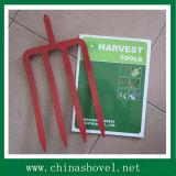 Вилка сада аграрного ручного резца хорошего качества вилки стальная