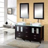 Mobilia moderna della stanza da bagno di legno solido di Expresso