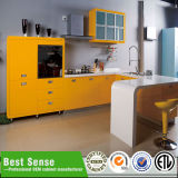 Mobilia blu della cucina della lacca dei ciechi degli accessori di Blum