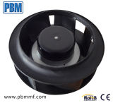 175mm Small High Pressure EC Centrifugal Fan