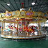 Fabbrica Price Amusement Equipment Horse Carousel da vendere