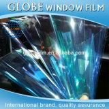 Anti-Rasguñar la ventana azul del camaleón que teñe la película para la ventana de coche