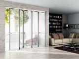 Stoffa per tendine di legno composita di alluminio Windows/finestra di legno placcata di alluminio