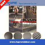 Couvre-tapis en caoutchouc de diamant antidérapage/couvre-tapis de vache/couvre-tapis en caoutchouc de cheval