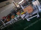 Automatische Auf-Zeile Ladeplatte Wrapping Machine