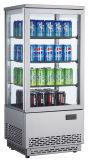 Refrigerador de la visualización para visualizar la bebida (GRT-RT78L-8)