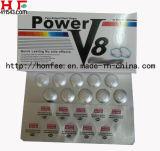 力のV8の極度の性の機能拡張の丸薬