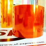 Phamaceuticalの包装のオレンジのための堅いPVCフィルム