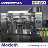 Automatisches Dreier-Gas-Getränk-füllende Produktions-Maschine