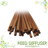 Diffuser DecorationのためのGy Wooden Color Dying Customer Size Rattan Reed Sticks