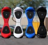 Hx UL2272 aprobó 2016 la vespa de equilibrio vendedora caliente del uno mismo elegante de la rueda de la pulgada 2 de Patend 6.5 con Bluetooth
