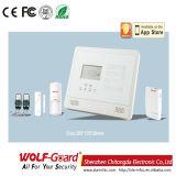 Беспроволочный сигнал тревоги самолет-нарушителя дома охранной сигнализации домашней обеспеченностью GSM