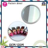 Nuovo specchio del distintivo del tasto della latta di disegno, specchio poco costoso della casella del ricordo