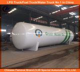Petroleiro estacionário 50t do LPG para cozinhar o tanque de armazenamento do gás