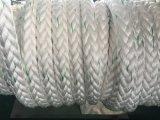 химически волокно 12-Strand Ropes веревочка нейлона веревочки полиэфира веревочки PP веревочки зачаливания