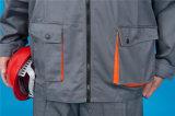 65% poliéster 35% algodón de manga larga de seguridad de alta Quolity traje de trabajo barato (BLY2007)