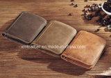 نوعية [منس] جلد [كرديت كرد هولدر] محفظة