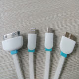 iPhone Apple Samsung S5 Note3를 위한 One Phone Accessories Data USB Cable에서 4