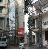 L'ascenseur de levage de contrôle de chaîne de fil de cargaison verticale multipoint de longeron pour Multi-S'arrêtent