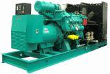 Малошумный 50Hz/60Hz генератор энергии тепловозное 900kVA/720kw
