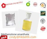 Polvo sin procesar Methenolone Enanthate de la pureza de la fabricación el Price99% para el músculo CAS de adquisición 303-42-4