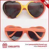 نظّارات شمس جديدة جذّابة مع 2 ألوان قلب شكل لأنّ سيادات