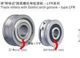 Seguindo o rolamento de rolo (um sulco) (série) (LFR50/8-6 2RS) do círculo de LFR