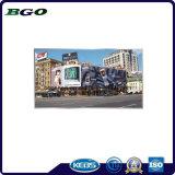 Vinyle auto-adhésif de bannière de câble de PVC Frontlit (300dx500d 18X12 380g)