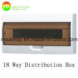 Boîte de distribution de PVC
