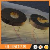 Kundenspezifisches 3D, das Metall Backlit Signage bekanntmacht