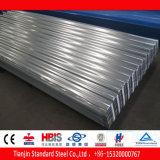 Parte superiore d'acciaio rivestita 25um dello strato del tetto di HDP