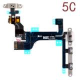 Flex Kabel van de macht - Stodde Schakelaar - de Knopen van het Volume voor iPhone 5s/5g/5c