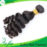 Capelli del Malaysian dei capelli umani 100% di Remy di prezzi all'ingrosso