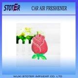 Ambientadores de aire modificados para requisitos particulares respetuosos del medio ambiente del coche de la dimensión de una variable con propia insignia