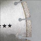 a eficiência elevada de 600mm 24 diamantes da polegada considerou a lâmina para o concreto