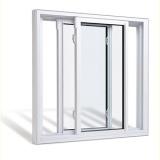 Finestra della catena della lega di alluminio con doppio vetro