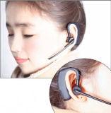 Стерео миниый всеобщий наушник крюка уха шлемофона Bluetooth 4.0