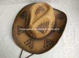Sombrero de vaquero teñido papel del 100%
