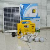 mini generador de la energía solar de la apagado-Red 3W-400W/batería de la potencia del sistema
