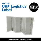 De Lange Waaier van az-D van de Sticker van de Logistiek van RFID EPS Gen2 H3