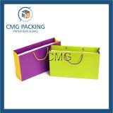Papier gedruckte Firmenzeichen-Einkaufstasche