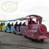 Sale를 위한 오락 Park Rides Electric Track Train