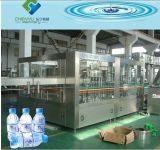 Kleine het Drinken van de Fles van het Huisdier Plastic het Vullen van het Mineraalwater Bottelmachine