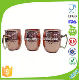 China Stainless Steel Moscú Mule Copper Mug para Promotion