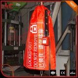 Elecpopular Qualitäts-Kran-Controller-Ausrück-Beutel mit warnenden Kennsätzen 230mmx400mm