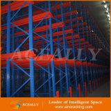 Pallet Rack에 있는 Storage 산업 Steel 무겁 의무 Drive