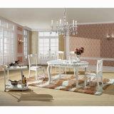 Modo Wooden Dining Table per Cafe (HW-906T)