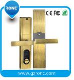 Cerradura de la puerta elegante de Fringerprint del bloqueo de puerta de la diapositiva de la alta calidad